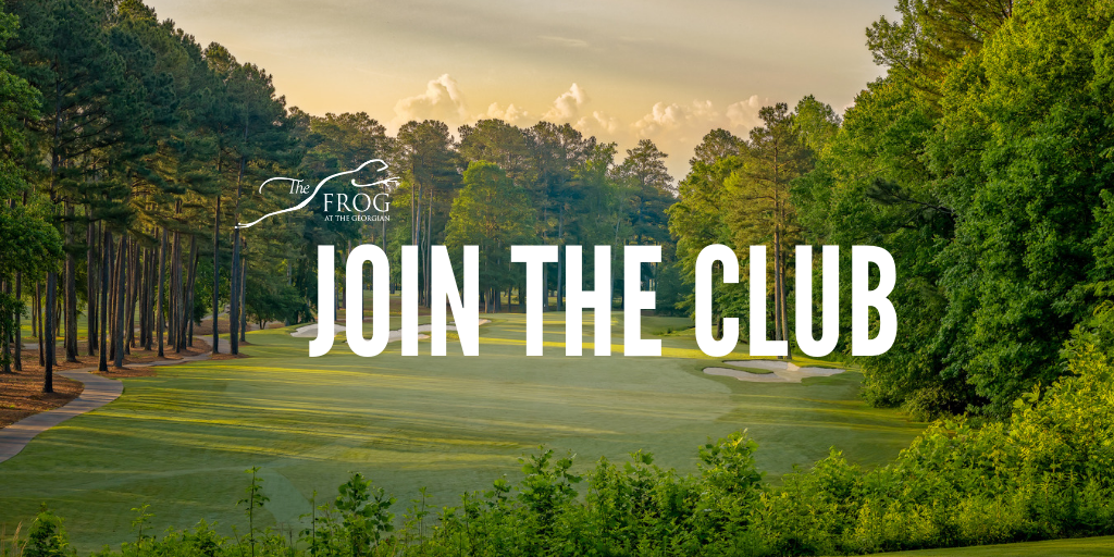 Join The Frog Golf Club - Become a Member